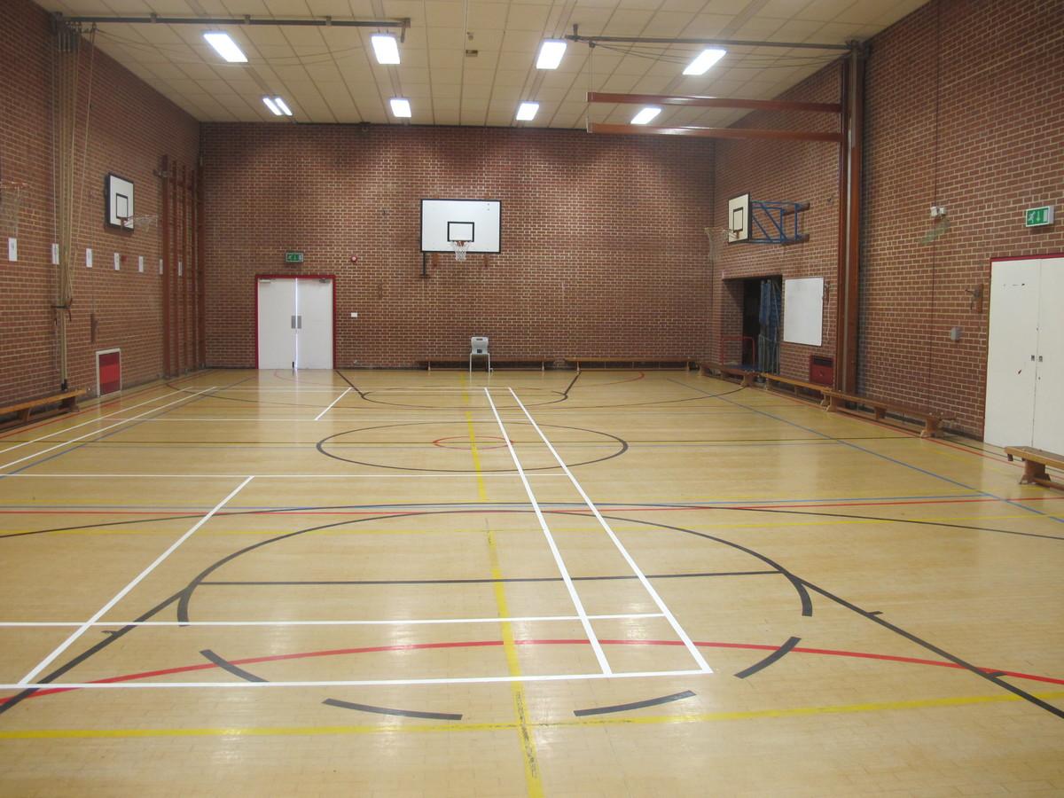 Gymnasium - Crestwood Community School - Hampshire - 1 - SchoolHire