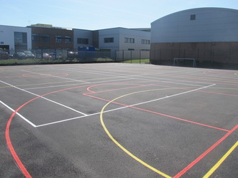 Hardcourt 1 - Cherbourg - Crestwood Community School - Hampshire - 3 - SchoolHire