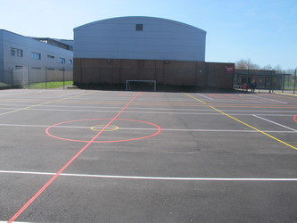 Hardcourt 1 - Cherbourg - Crestwood Community School - Hampshire - 4 - SchoolHire