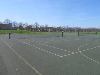 Hardcourt 2 - Cherbourg - Crestwood Community School - Hampshire - 1 - SchoolHire