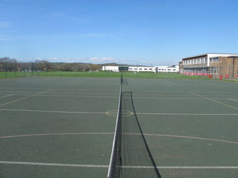 Hardcourt 2 - Cherbourg - Crestwood Community School - Hampshire - 2 - SchoolHire