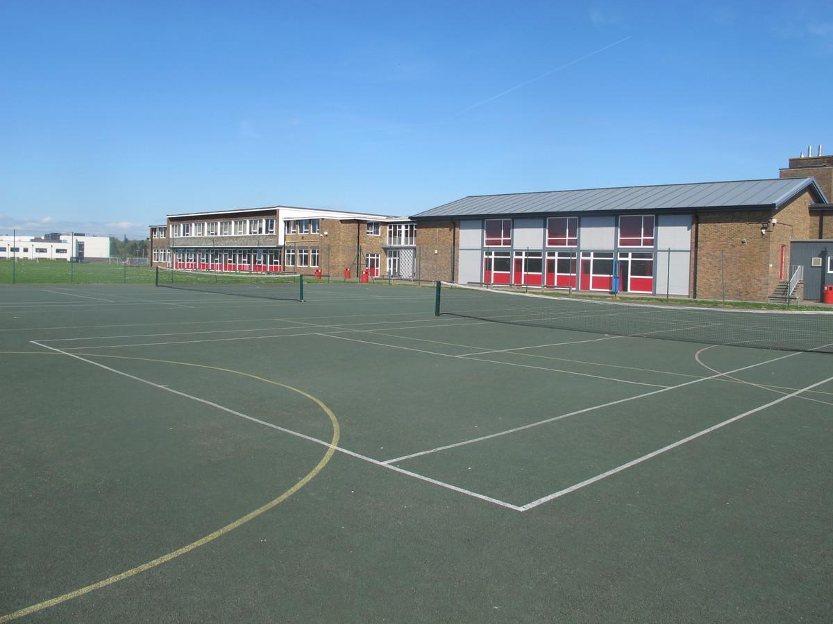 Hardcourt 2 - Cherbourg - Crestwood Community School - Hampshire - 3 - SchoolHire