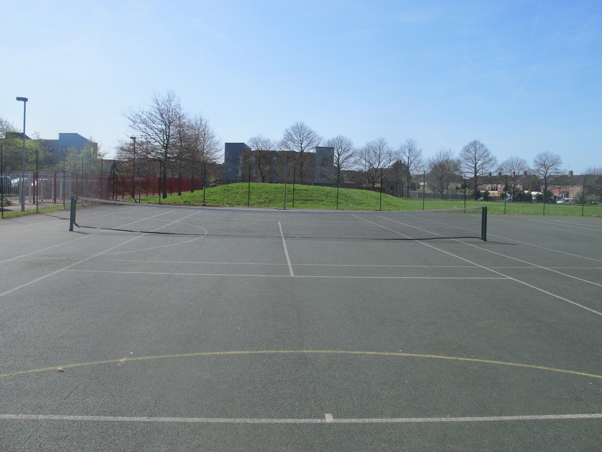 Hardcourt 2 - Cherbourg - Crestwood Community School - Hampshire - 4 - SchoolHire
