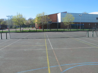 Hardcourt - Crestwood Community School - Hampshire - 4 - SchoolHire