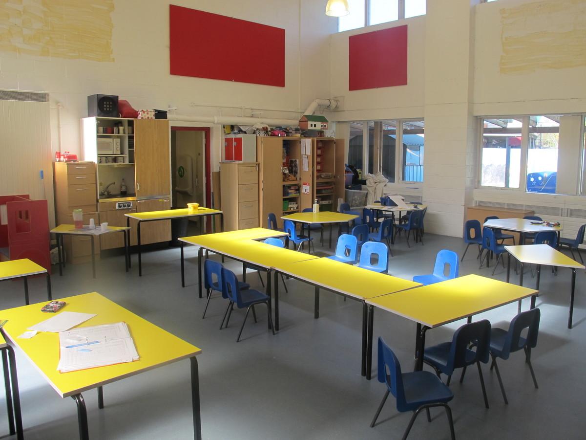 Pavillion - Crestwood Community School - Hampshire - 1 - SchoolHire