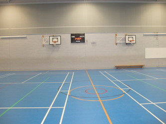 Sports Hall - Crestwood Community School - Hampshire - 3 - SchoolHire