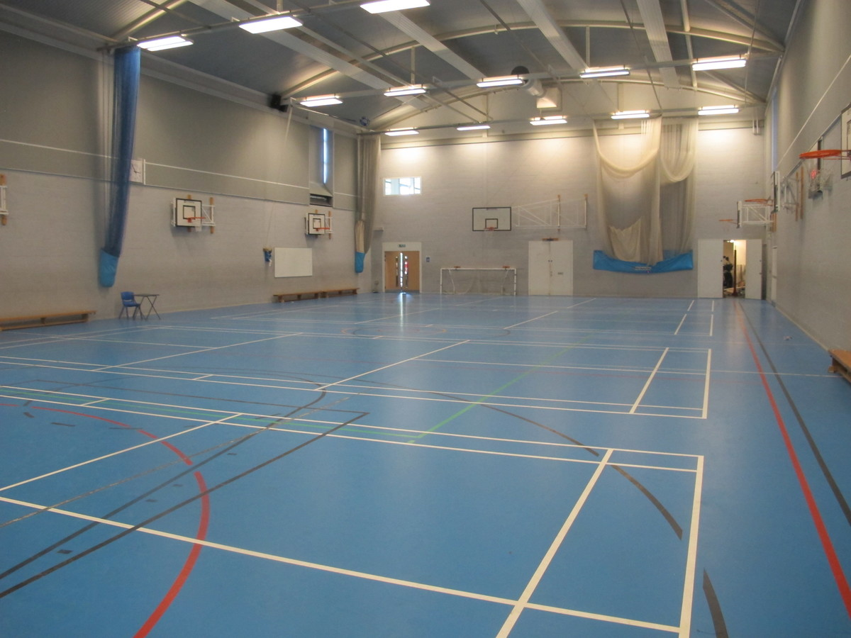 Sports Hall - Crestwood Community School - Hampshire - 4 - SchoolHire