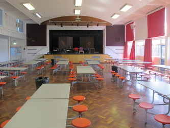 Main Hall - Cherbourg - Crestwood Community School - Hampshire - 1 - SchoolHire