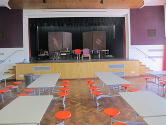 Main Hall - Cherbourg - Crestwood Community School - Hampshire - 4 - SchoolHire