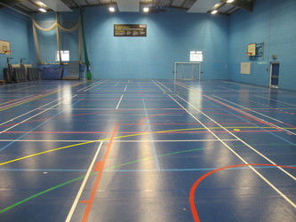 Sports Hall - Newham Sixth Form College - Newham - 2 - SchoolHire