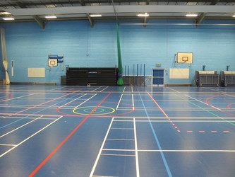 Sports Hall - Newham Sixth Form College - Newham - 3 - SchoolHire
