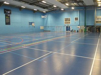 Sports Hall - Newham Sixth Form College - Newham - 4 - SchoolHire