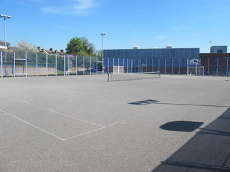 MUGA - Newham Sixth Form College - Newham - 1 - SchoolHire