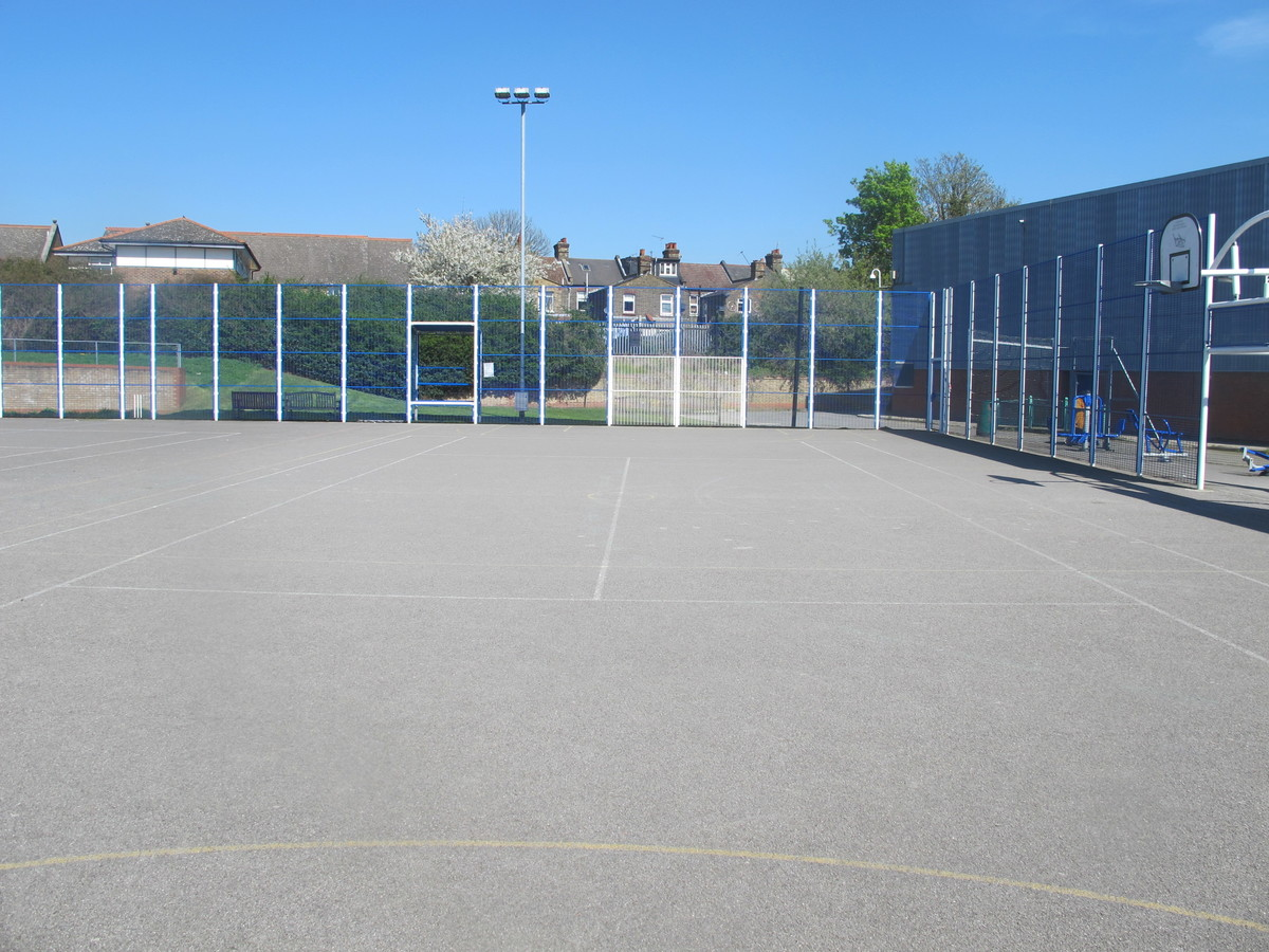MUGA - Newham Sixth Form College - Newham - 2 - SchoolHire