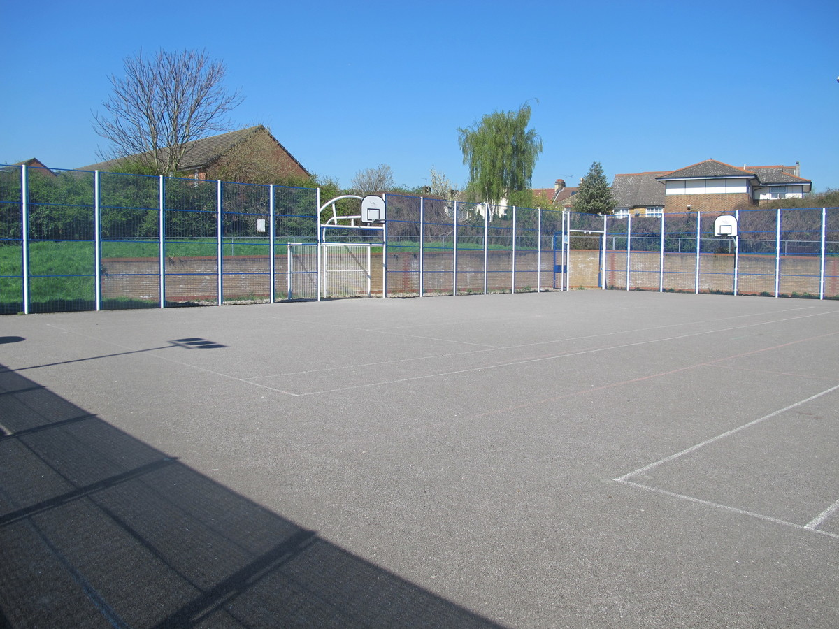 MUGA - Newham Sixth Form College - Newham - 3 - SchoolHire