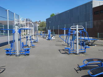MUGA - Newham Sixth Form College - Newham - 4 - SchoolHire