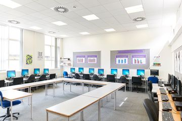 ICT Suite - Newham Sixth Form College - Newham - 4 - SchoolHire