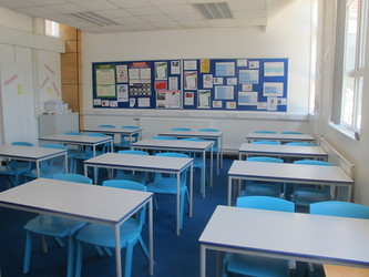 Classrooms - Standard - Newham Sixth Form College - Newham - 4 - SchoolHire