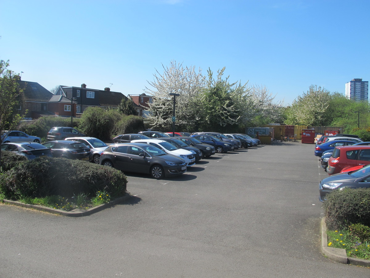 Car Park - Newham Sixth Form College - Newham - 1 - SchoolHire