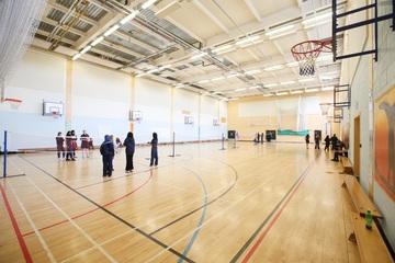 Sports Hall - Fairfield High School - Bristol City of - 1 - SchoolHire
