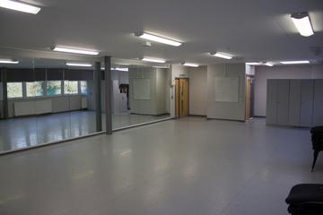 Dance Studio 3 - Valley Park School - Kent - 1 - SchoolHire