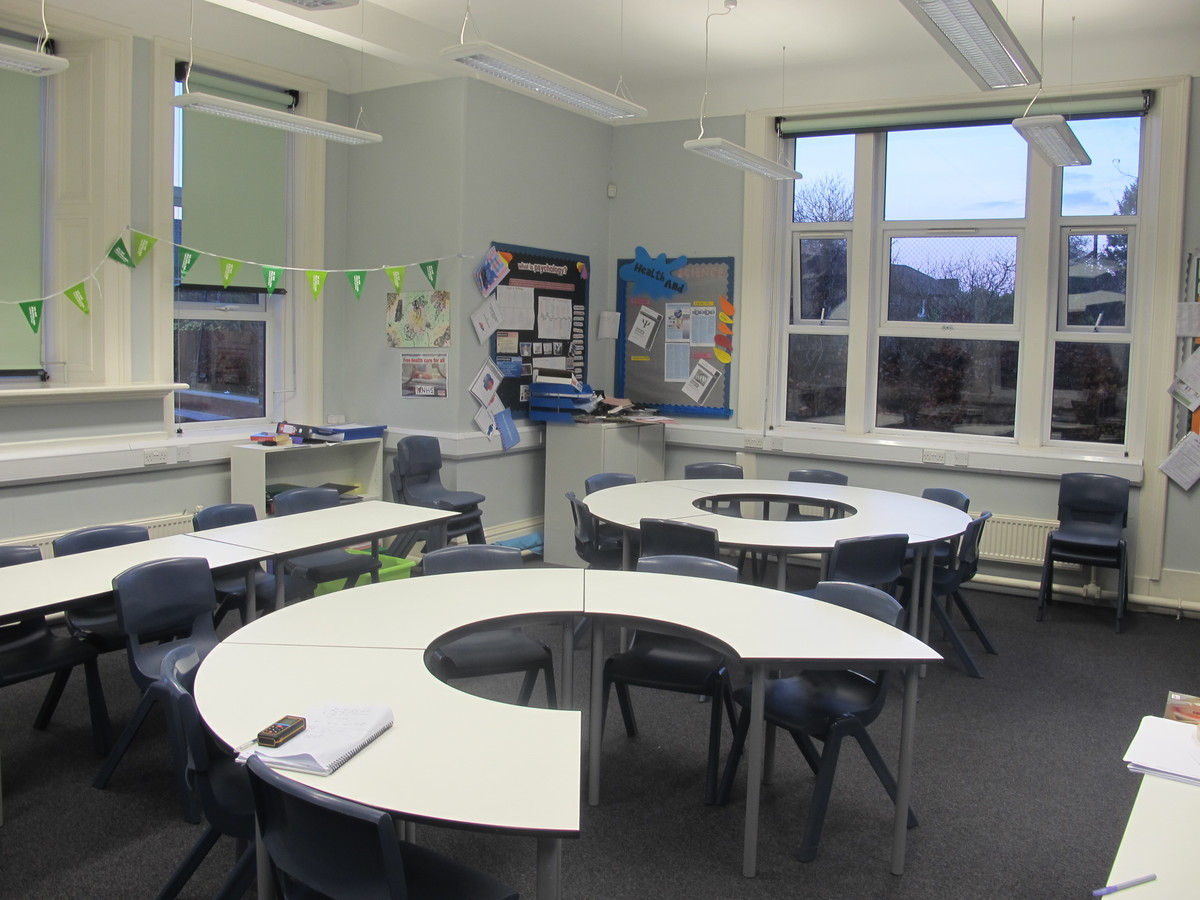 Sixth Form Building - Birkenhead High School Academy - Wirral - 1 - SchoolHire