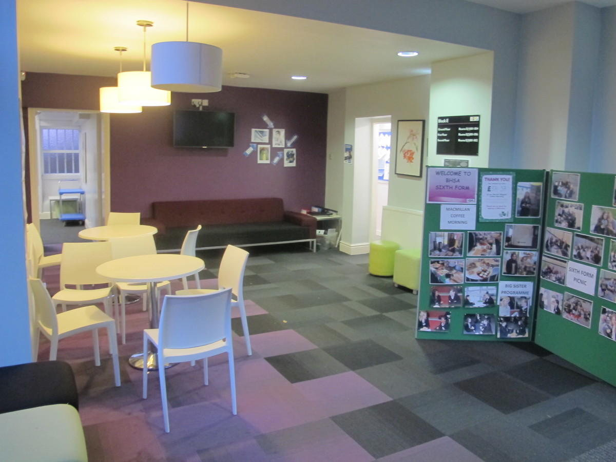 Sixth Form Building - Birkenhead High School Academy - Wirral - 4 - SchoolHire