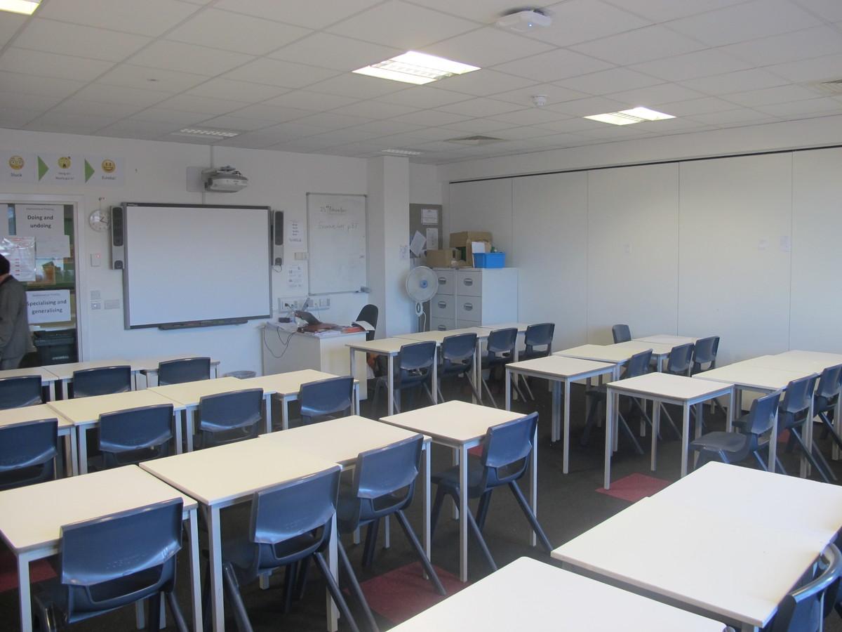 Classroom Style 2 - Birkenhead High School Academy - Wirral - 1 - SchoolHire