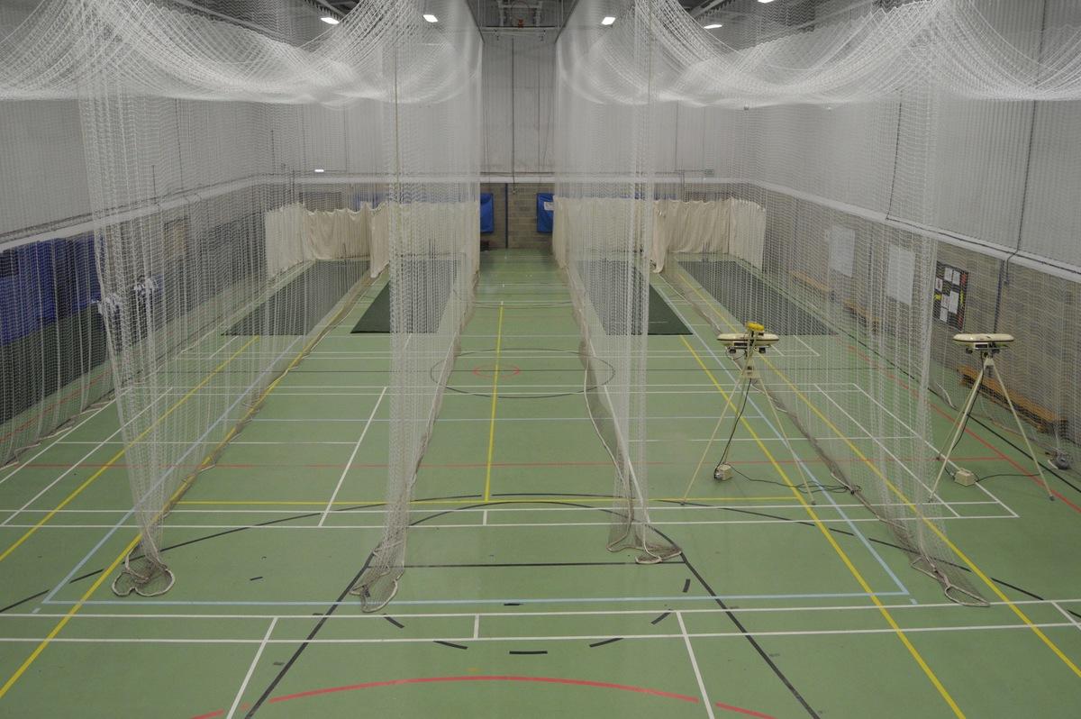 Cricket - Indoor Nets - Slough & Eton College - Slough - 2 - SchoolHire