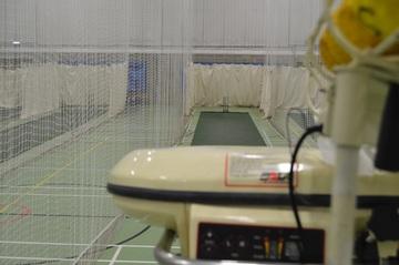 Cricket - Indoor Nets - Slough & Eton College - Slough - 3 - SchoolHire