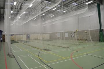 Cricket - Indoor Nets - Slough & Eton College - Slough - 1 - SchoolHire