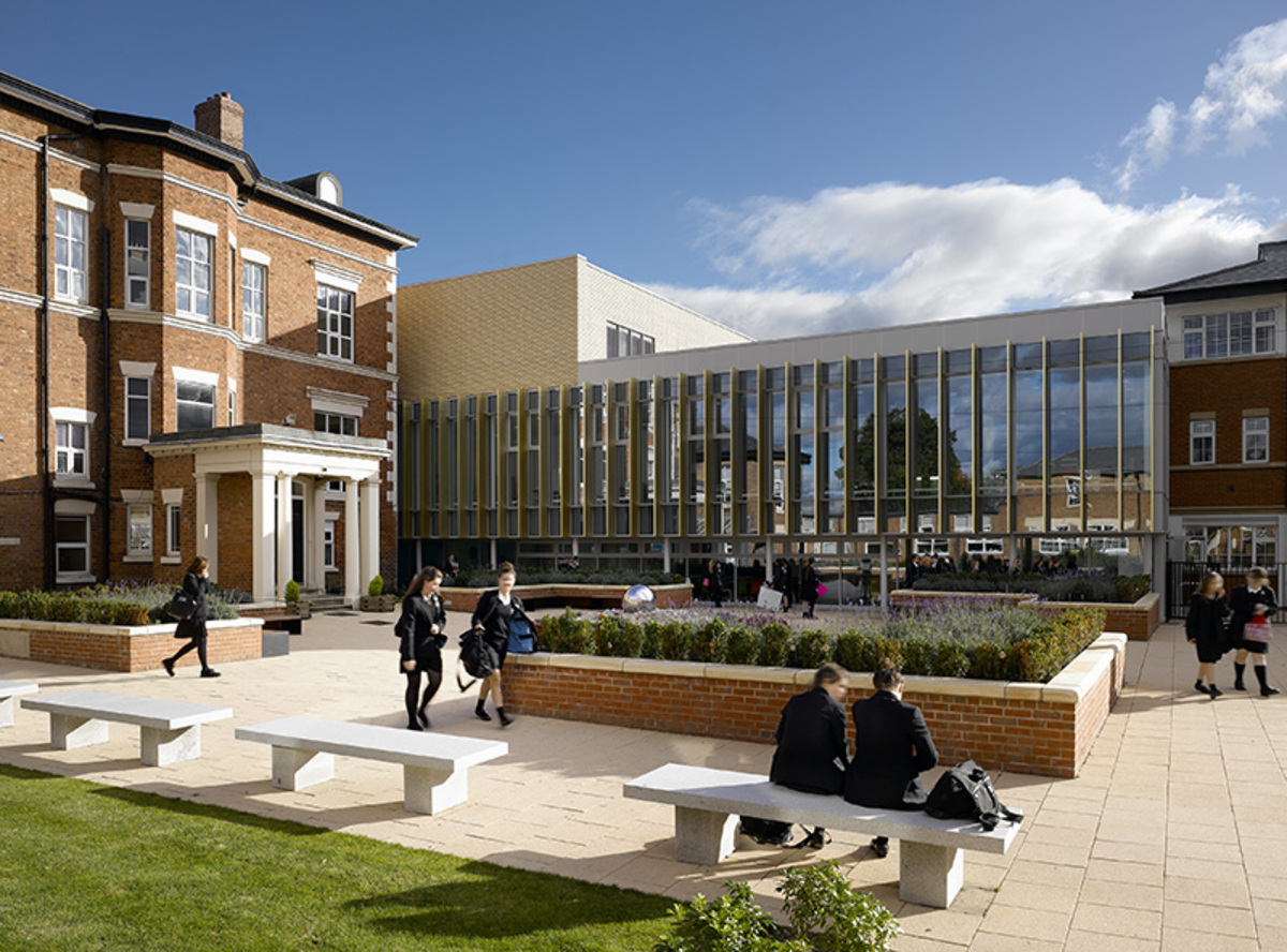 Meeting Room - Birkenhead High School Academy - Wirral - 1 - SchoolHire