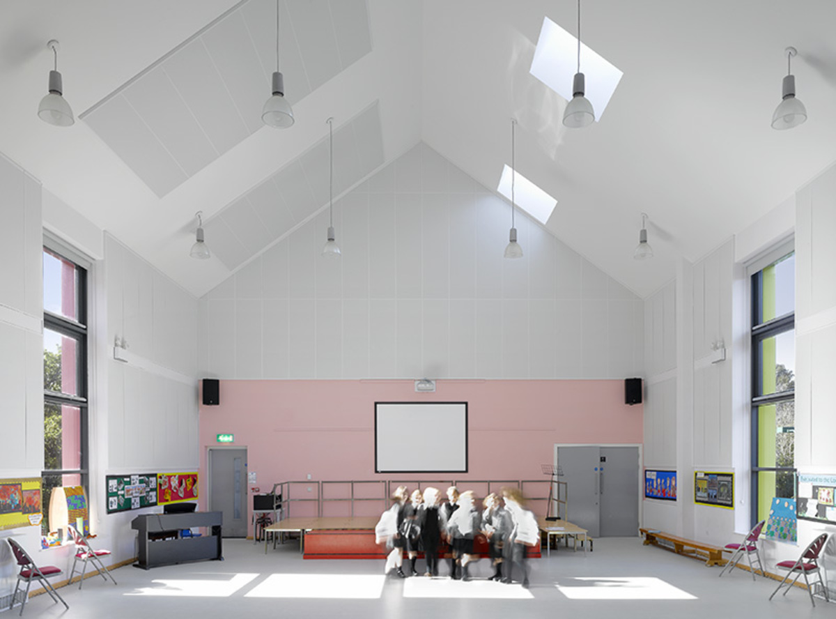 Junior School Hall - Birkenhead High School Academy - Wirral - 1 - SchoolHire