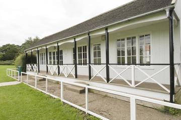 Cricket Pitch with Pavillion - The Park Community School - Devon - 2 - SchoolHire