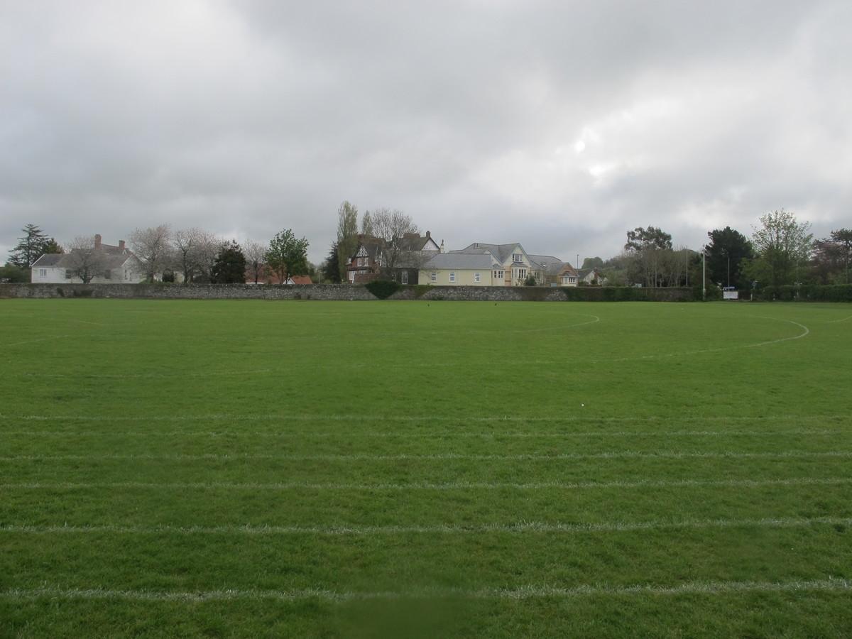 Cricket Pitch with Pavillion - The Park Community School - Devon - 3 - SchoolHire