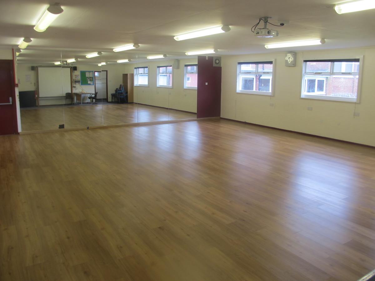 Dance Studio - The Park Community School - Devon - 4 - SchoolHire