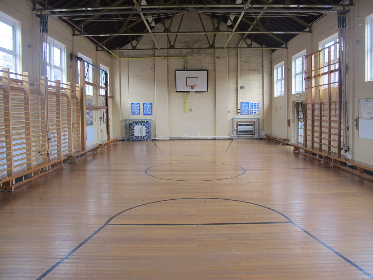 Gymnasium At The Park Community School For Hire In
