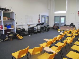 Music Room 1 - The Park Community School - Devon - 1 - SchoolHire