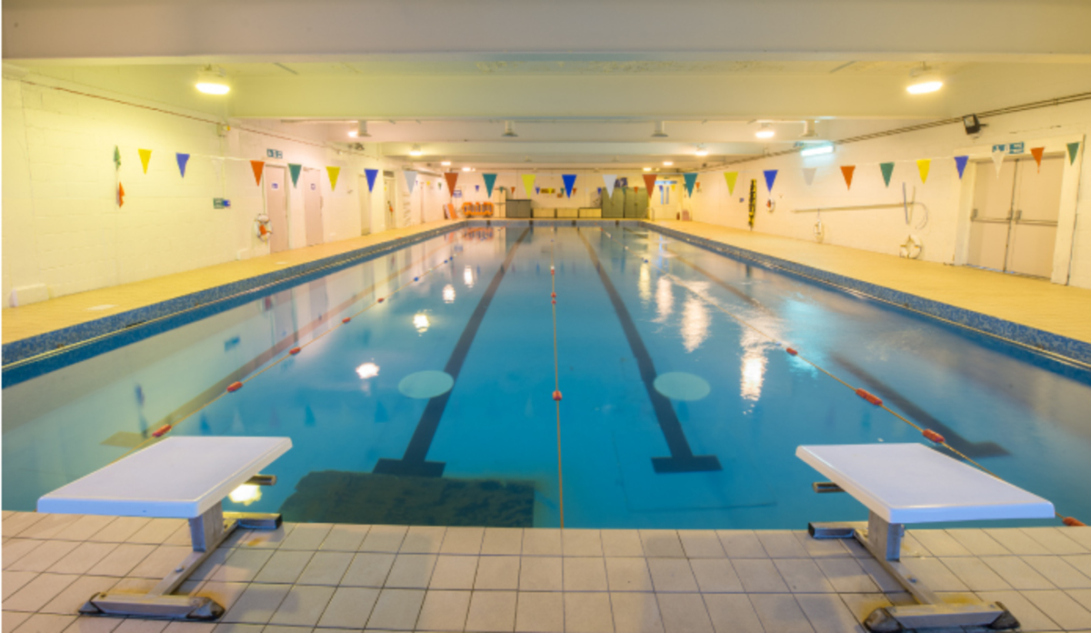 Indoor Heated Swimming Pool For Hire In Wirral Schoolhire