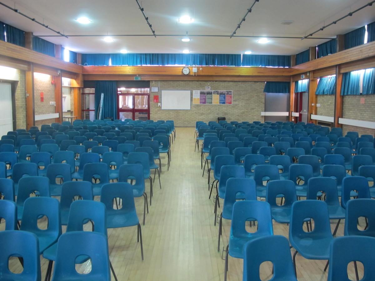 School Hall - The Park Community School - Devon - 2 - SchoolHire