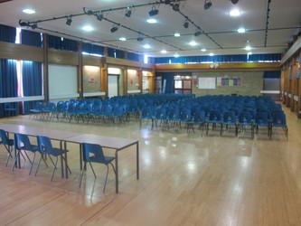 School Hall - The Park Community School - Devon - 4 - SchoolHire