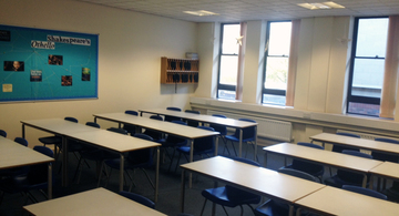 Small classroom sh