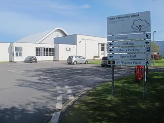Carter Community School - Poole - 2 - SchoolHire