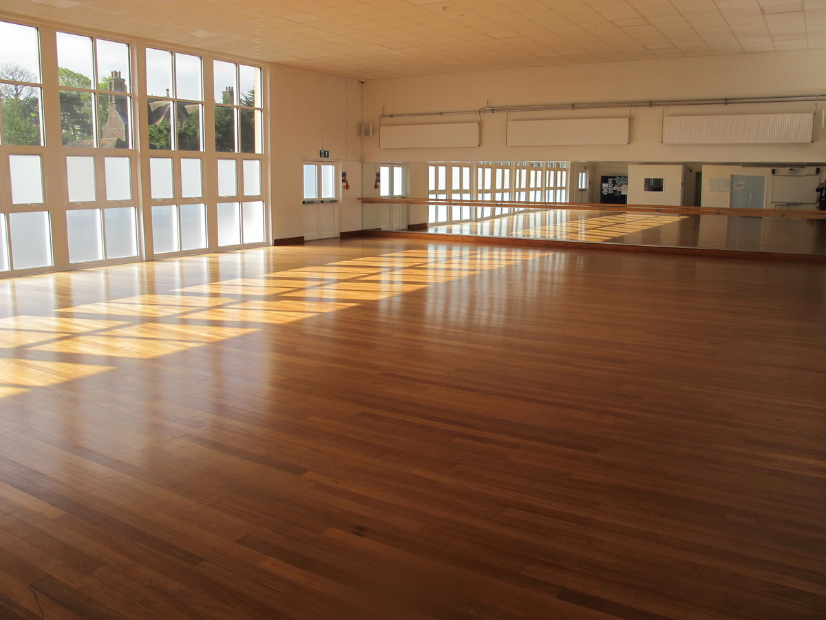Dance Studio - Carter Community School - Poole - 4 - SchoolHire