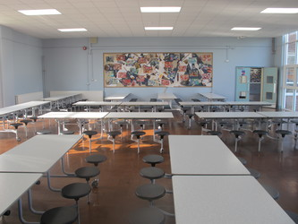 Dining Hall - Carter Community School - Poole - 2 - SchoolHire