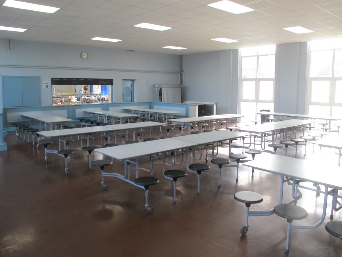 Dining Hall - Carter Community School - Poole - 3 - SchoolHire