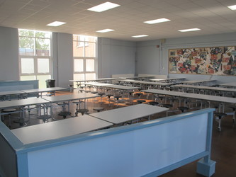 Dining Hall - Carter Community School - Poole - 4 - SchoolHire
