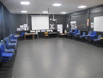 Drama Room - Carter Community School - Poole - 1 - SchoolHire