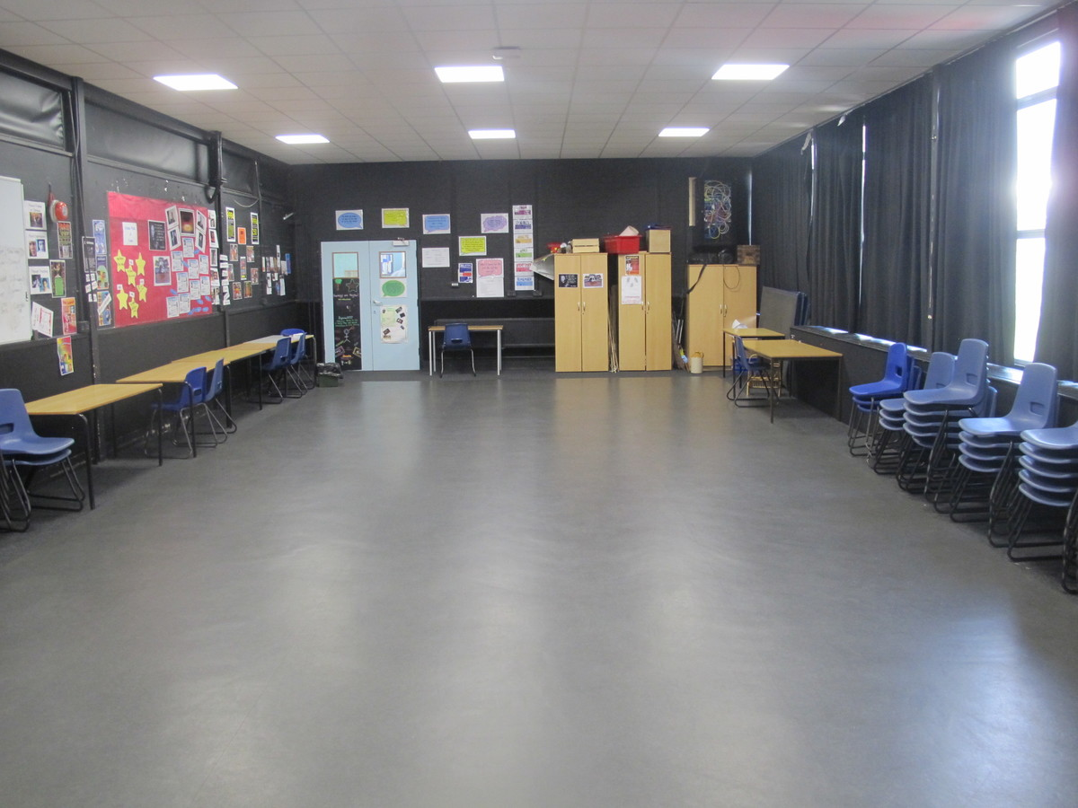 Drama Room - Carter Community School - Poole - 2 - SchoolHire