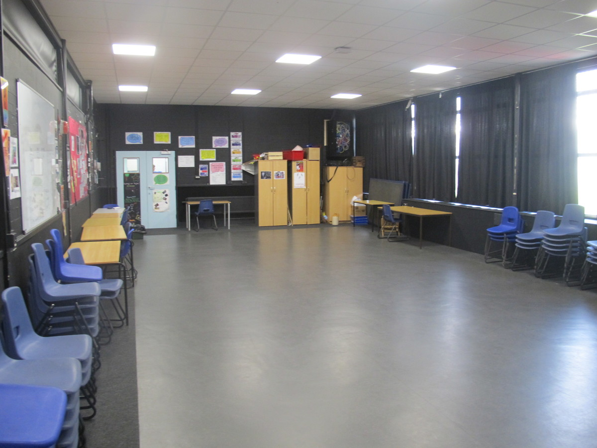 Drama Room - Carter Community School - Poole - 4 - SchoolHire